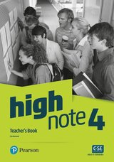 High Note 4 Teacher's Book with Pearson Practice English App ISBN: 9781292300955
