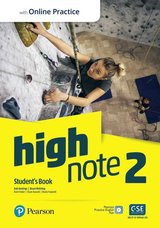 High Note 2 Student's Book with Standard Pearson Practice English App ISBN: 9781292300962