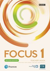 Focus (2nd Edition) 1 Teacher's Book with Pearson Practice English App ISBN: 9781292301853