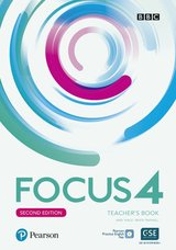 Focus (2nd Edition) 4 Teacher's Book with Pearson Practice English App ISBN: 9781292301945