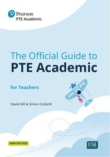 Official Guide to PTE Academic Teacher's Book with English Portal (Online Practice & Resources - Internet Access Code) ISBN: 9781292341996