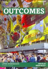 Outcomes (2nd Edition) Upper Intermediate Student's Book with Class DVD & Online Access Code ISBN: 9781305093386
