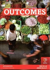 Outcomes (2nd Edition) Advanced Student's Book with Class DVD & Online Access Code ISBN: 9781305093423