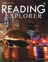 Reading Explorer (2nd Edition) 4 Student Book with Online Workbook Access Code ISBN: 9781305254497
