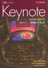 Keynote Intermediate Student's Book with DVD-ROM ISBN: 9781305399099