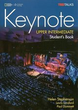 Keynote Upper Intermediate Student's Book with DVD-ROM ISBN: 9781305399136