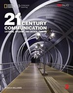 21st Century Communication: Listening, Speaking and Critical Thinking 2 Audio & Video DVD ISBN: 9781305955660