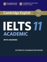 Cambridge English: IELTS 11 Academic Student's Book with Answers ISBN: 9781316503850
