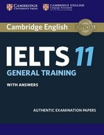Cambridge English: IELTS 11 General Training Student's Book with Answers ISBN: 9781316503881