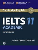 Cambridge English: IELTS 11 Academic Student's Book with Answers & Audio Download ISBN: 9781316503966
