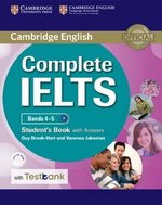 Complete IELTS Bands 4-5 Student's Book with Answers, CD-ROM & Testbank ISBN: 9781316601990