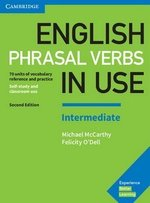 English Phrasal Verbs in Use (2nd Edition) Intermediate Book with Answers ISBN: 9781316628157