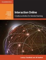 Interaction Online; Creative Activities for Blended Learning Paperback with Online Resources ISBN: 9781316629178