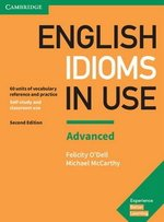 English Idioms in Use (2nd Edition) Advanced Book with Answers ISBN: 9781316629734