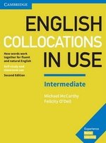 English Collocations in Use (2nd Edition) Intermediate Book with Answers ISBN: 9781316629758