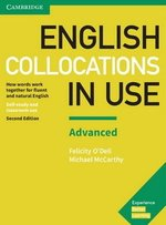 English Collocations in Use (2nd Edition) Advanced Book with Answers ISBN: 9781316629956