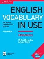 English Vocabulary in Use (3rd Edition) Elementary Book with Answers & Enhanced eBook ISBN: 9781316631522