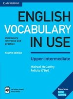 English Vocabulary in Use (4th Edition) Upper Intermediate Book with Answers & Enhanced eBook ISBN: 9781316631744