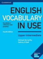 English Vocabulary in Use (4th Edition) Upper Intermediate Book with Answers ISBN: 9781316631751