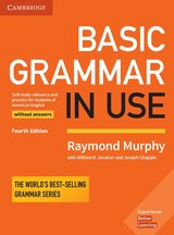 Basic Grammar in Use (4th Edition) Student's Book without Answers ISBN: 9781316646755