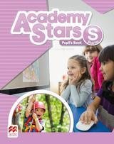 Academy Stars Starter Pupil's Book Pack without Alphabet Book ISBN: 9781380006561