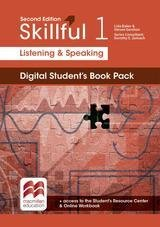 Skillful (2nd Edition) 1 (Elementary) Listening and Speaking Premium Digital Student's Book Pack (Internet Access Code) ISBN: 9781380010445