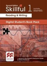 Skillful (2nd Edition) 1 (Elementary) Reading and Writing Premium Digital Student's Book Pack (Internet Access Code) ISBN: 9781380010506