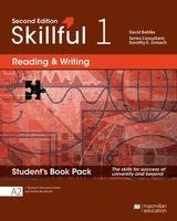 Skillful (2nd Edition) 1 (Elementary) Reading and Writing Premium Student's Book Pack ISBN: 9781380010537