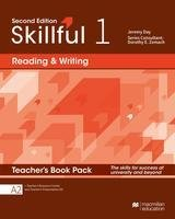 Skillful (2nd Edition) 1 (Elementary) Reading and Writing Premium Teacher's Pack ISBN: 9781380010551