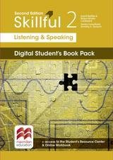 Skillful (2nd Edition) 2 (Intermediate) Listening and Speaking Premium Digital Student's Book Pack (Internet Access Code) ISBN: 9781380010568