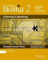 Skillful (2nd Edition) 2 (Intermediate) Listening and Speaking Premium Student's Book Pack ISBN: 9781380010599