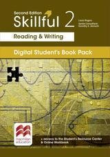 Skillful (2nd Edition) 2 (Intermediate) Reading and Writing Premium Digital Student's Book Pack (Internet Access Code) ISBN: 9781380010629