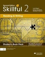 Skillful (2nd Edition) 2 (Intermediate) Reading and Writing Premium Student's Book Pack ISBN: 9781380010650