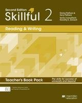 Skillful (2nd Edition) 2 (Intermediate) Reading and Writing Premium Teacher's Pack ISBN: 9781380010674