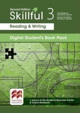 Skillful (2nd Edition) 3 (Upper Intermediate) Reading and Writing Premium Digital Student's Book Pack (Internet Access Code) ISBN: 9781380010742
