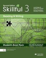Skillful (2nd Edition) 3 (Upper Intermediate) Reading and Writing Premium Student's Book Pack ISBN: 9781380010766