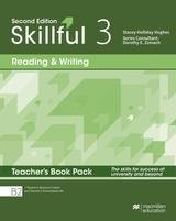 Skillful (2nd Edition) 3 (Upper Intermediate) Reading and Writing Premium Teacher's Pack ISBN: 9781380010797