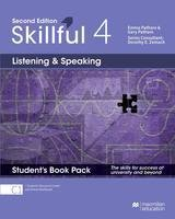 Skillful (2nd Edition) 4 (Advanced) Listening and Speaking Premium Student's Book Pack ISBN: 9781380010827
