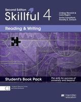 Skillful (2nd Edition) 4 (Advanced) Reading and Writing Premium Student's Book Pack ISBN: 9781380010889