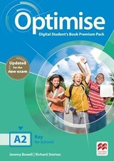 Optimise A2 (Elementary - Updated Edition) Digital Student's Book Premium Pack (Internet Access Code Card) ISBN: 9781380031853