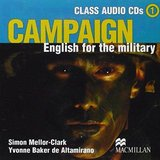 Campaign English for the Military 1 Audio CDs ISBN: 9781405009836