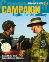 Campaign English for the Military 2 Student's Book ISBN: 9781405009850