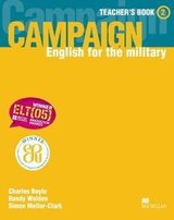 Campaign English for the Military 2 Teacher's Book ISBN: 9781405009867
