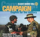 Campaign English for the Military 2 Class Audio CD ISBN: 9781405009881