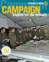 Campaign English for the Military 3 Student's Book ISBN: 9781405009904