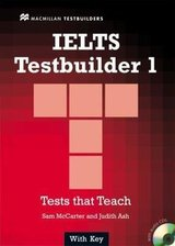 IELTS Testbuilder 1 with Answer Key and free Audio CDs ISBN: 9781405014045