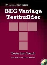 BEC Vantage Testbuilder with Answer Key and Audio CDs ISBN: 9781405018364