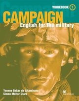 Campaign English for the Military 1 Workbook and Audio CD ISBN: 9781405028998