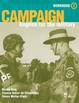 Campaign English for the Military 2 Workbook and Audio CD ISBN: 9781405029018