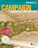 Campaign English for the Military 3 Workbook & Audio CD Pack ISBN: 9781405029032